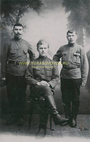 Петр Костантинович Иорданский с Буденным копия.jpg